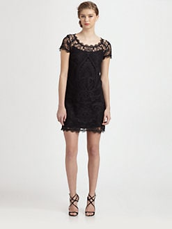 Nicole Miller - Lace Dress