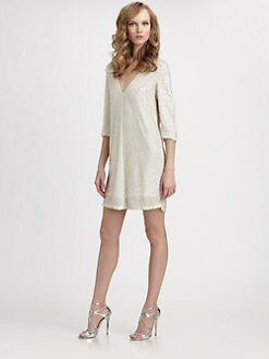 ERIN by Erin Fetherston - Beaded Dress