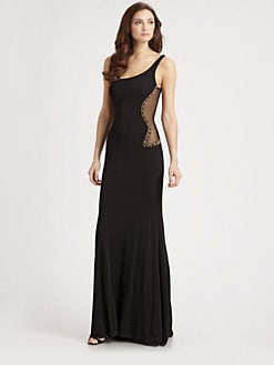 ABS - Asymmetrical Gown