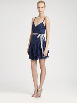 Nicole Miller - Tiered Dress