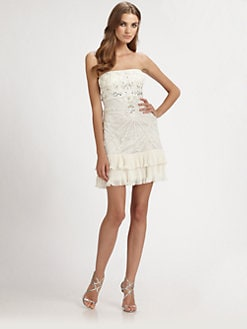 Sue Wong - Strapless Dress