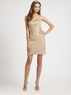 Sue Wong - Spaghetti Strap Dress