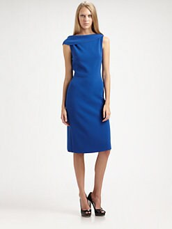 Rachel Roy - Asymmetrical Sleeveless Dress
