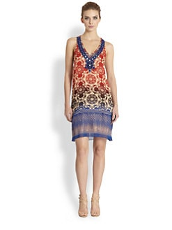 Nicole Miller - Beaded Nivi Dress