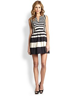 ABS - Stripe Dress