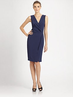 Rachel Roy - Crepe Wrap Dress