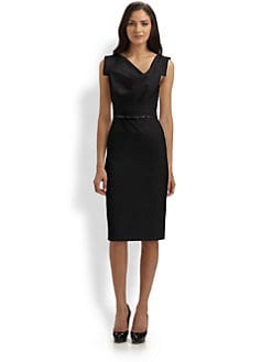 Black Halo - Jackie O. Dress