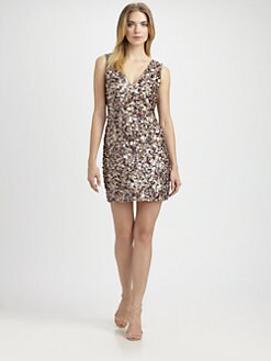 ABS - Sequined Dress