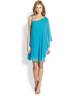 ERIN by Erin Fetherston - Lollipop Chiffon Dress