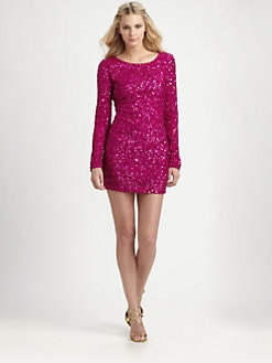 ABS - Sequin Dress