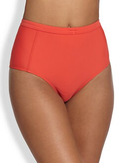 6 Shore Road - Cliff High-Waisted Bikini Bottom