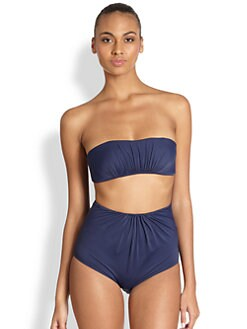 Clube Bossa - Two-Piece Shirred Bikini