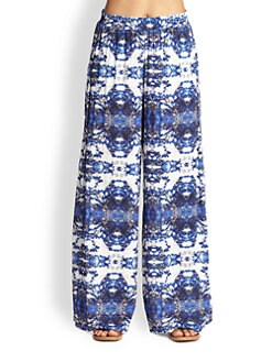 Vix Swim - Bali Wide-Leg Pants <br>