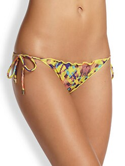 Vix Swim - Ripple String Bikini Bottom <br>