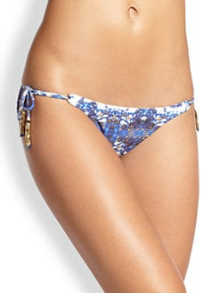 Vix Swim - Pyramid String Bikini Bottom <br>