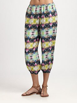 Zimmermann - Silk Track Pants
