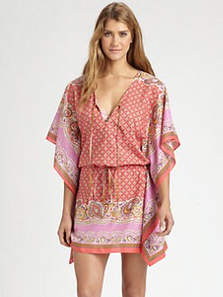 Nanette Lepore - Silk Paisley Tunic