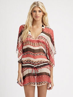 Vix Swim - Silk Angola Tunic