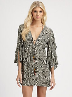 Vix Swim - Africa Nubia Tunic
