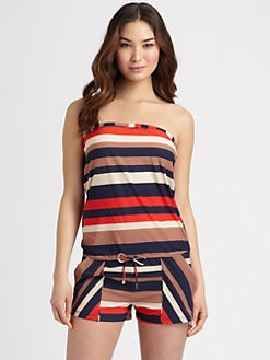 Marc by Marc Jacobs - Vintage Striped Romper
