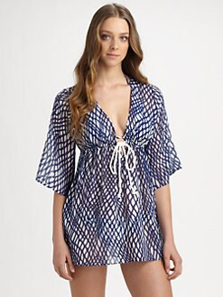 Milly - Cotton/Silk Ava Tunic