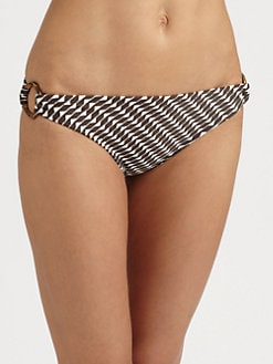 Shoshanna - Cape York Ring Bikini Bottom