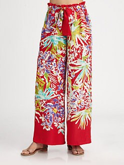 Nanette Lepore - Hula Gal Beach Pants