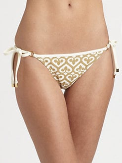 Cia.Maritima Swim - Love Tie Bikini Bottom