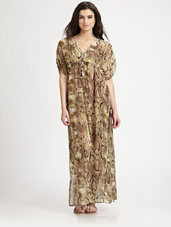 Lenny Niemeyer Swim - Long Caftan