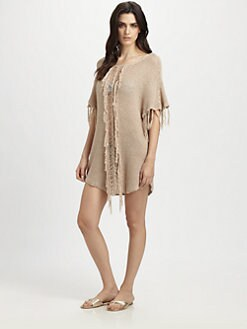 Melissa Odabash - Crochet Tunic