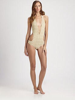 Cia.Maritima Swim - One-Piece Love Swimsuit