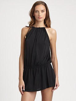 Cia.Maritima Swim - Drawstring Coverup