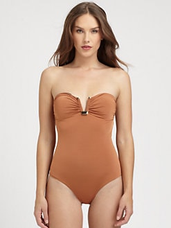 Clube Bossa - One-Piece Strapless Swimsuit