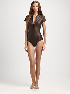 Lisa Marie Fernandez - One-Piece Farrah Swimsuit