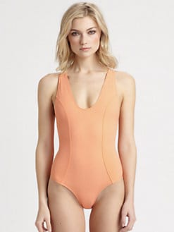 Lisa Marie Fernandez - One-Piece Garance Swimsuit