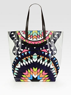 Mara Hoffman - Vinyl Pow Wow Bag