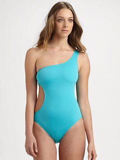 Milly - One-Piece Guana Swimsuit