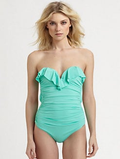 Zimmermann - One-Piece Frill Swimsuit