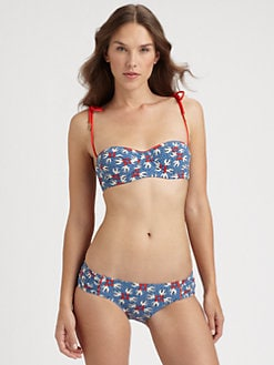 Juicy Couture - Love Birds Bikini Top