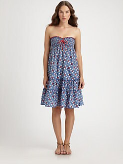 Juicy Couture - Cotton Love Birds Dress