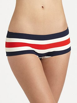 Juicy Couture - Port Stripe Bikini Bottom