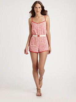 Marc by Marc Jacobs - Jamie Denim Romper