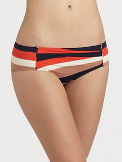 Marc by Marc Jacobs - Vintage Stripe Bikini Bottom