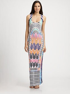 Mara Hoffman - Electric Casino Tank Maxi Dress