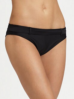 Shoshanna - Basics Belted Bikini Bottom