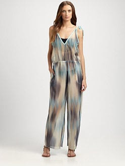 Uintah - Zoe V-Neck Jumpsuit
