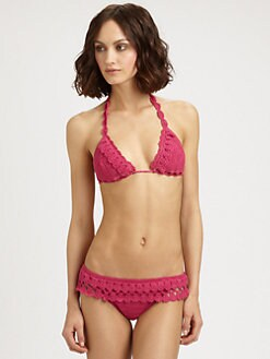 Anna Kosturova Swim - Two-Piece Frilly Lilly Skirted Bikini