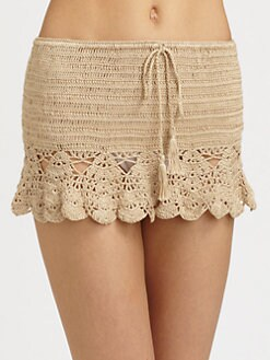 Anna Kosturova Swim - Cotton Salsa Skirt