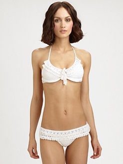 Anna Kosturova Swim - Two-Piece Angel Frill Bikini