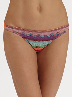 Cecilia Prado - Elza Knitted Hipster Bikini Bottom